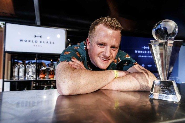 Ireland's best bartender