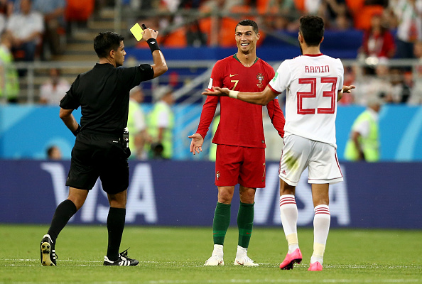 How both Spain and Portugal narrowly avoided elimination from the World Cup