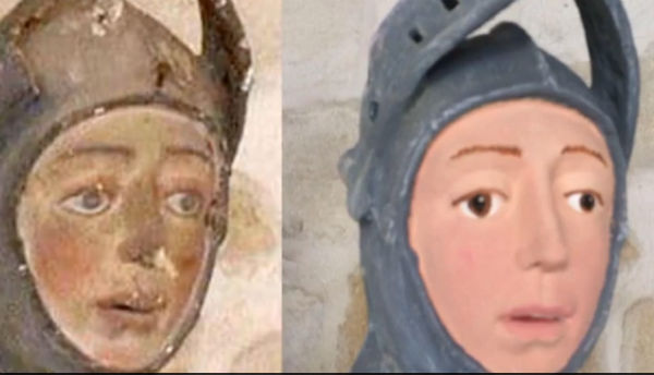 Spanish conservationists irked by latest botched restoration of historical art
