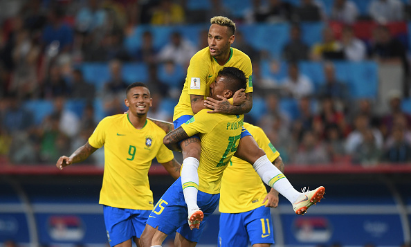 Neymar faster than Lionel Messi & Cristiano Ronaldo to World Cup milestone