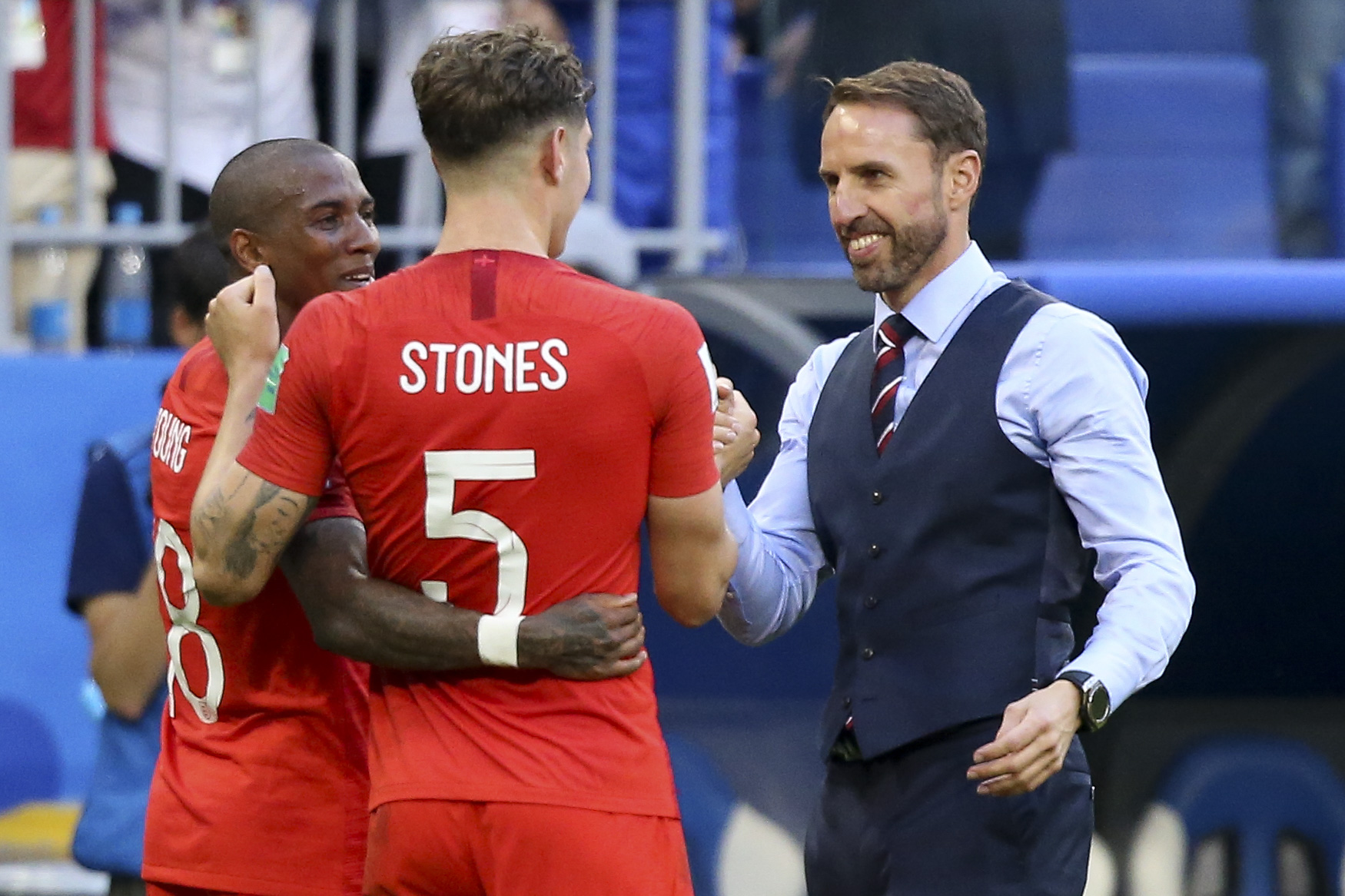 Football is definitely coming home, says Harry