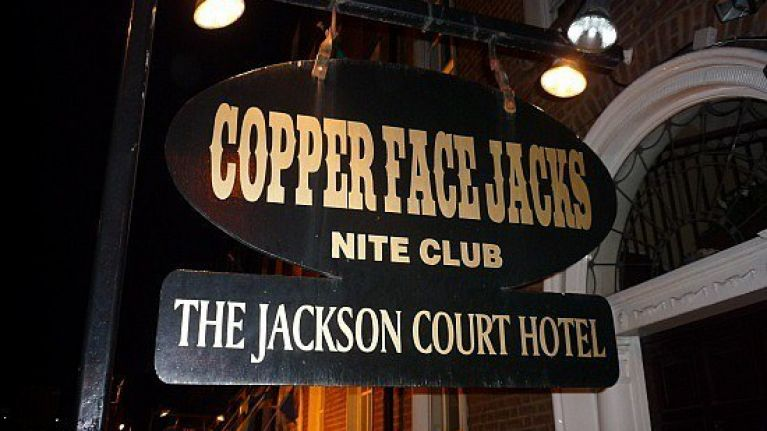 Copper Face Jacks free entry