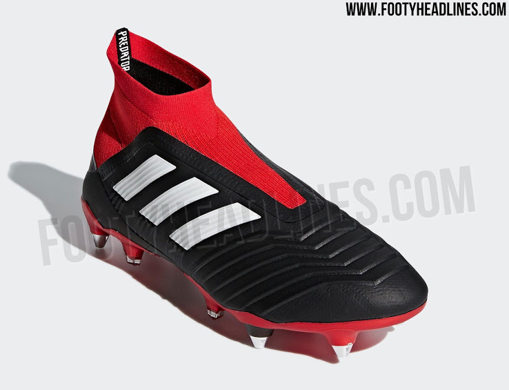 The new adidas Predator boots have been