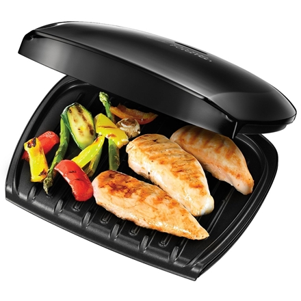 Electronic grill