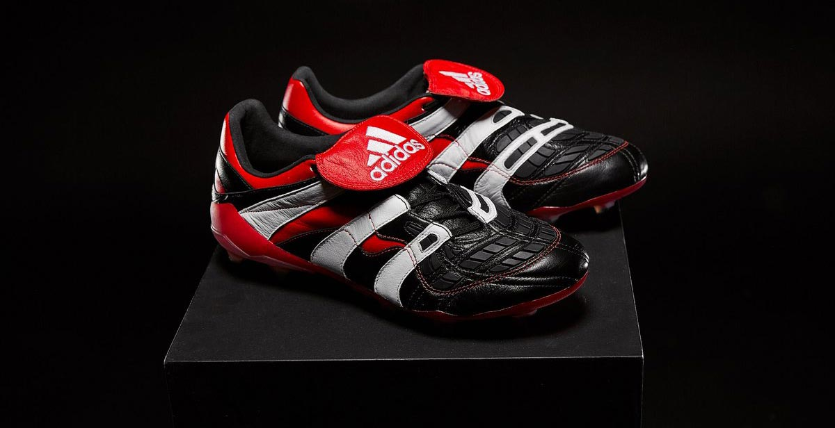 Adidas has re-released iconic Predator boots and they re absolutely ... dc590420aa2