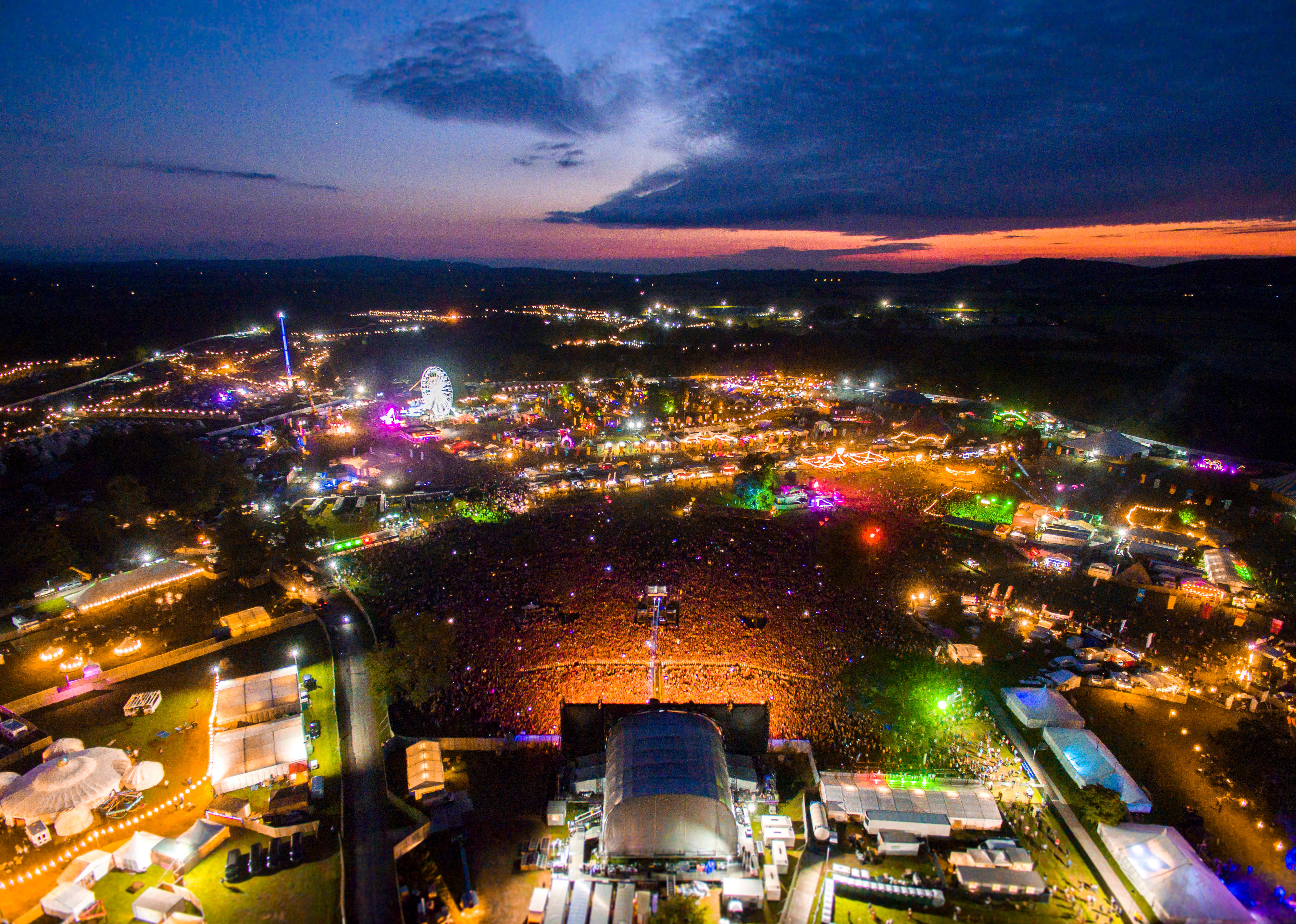 Final Day Of Electric Picnic