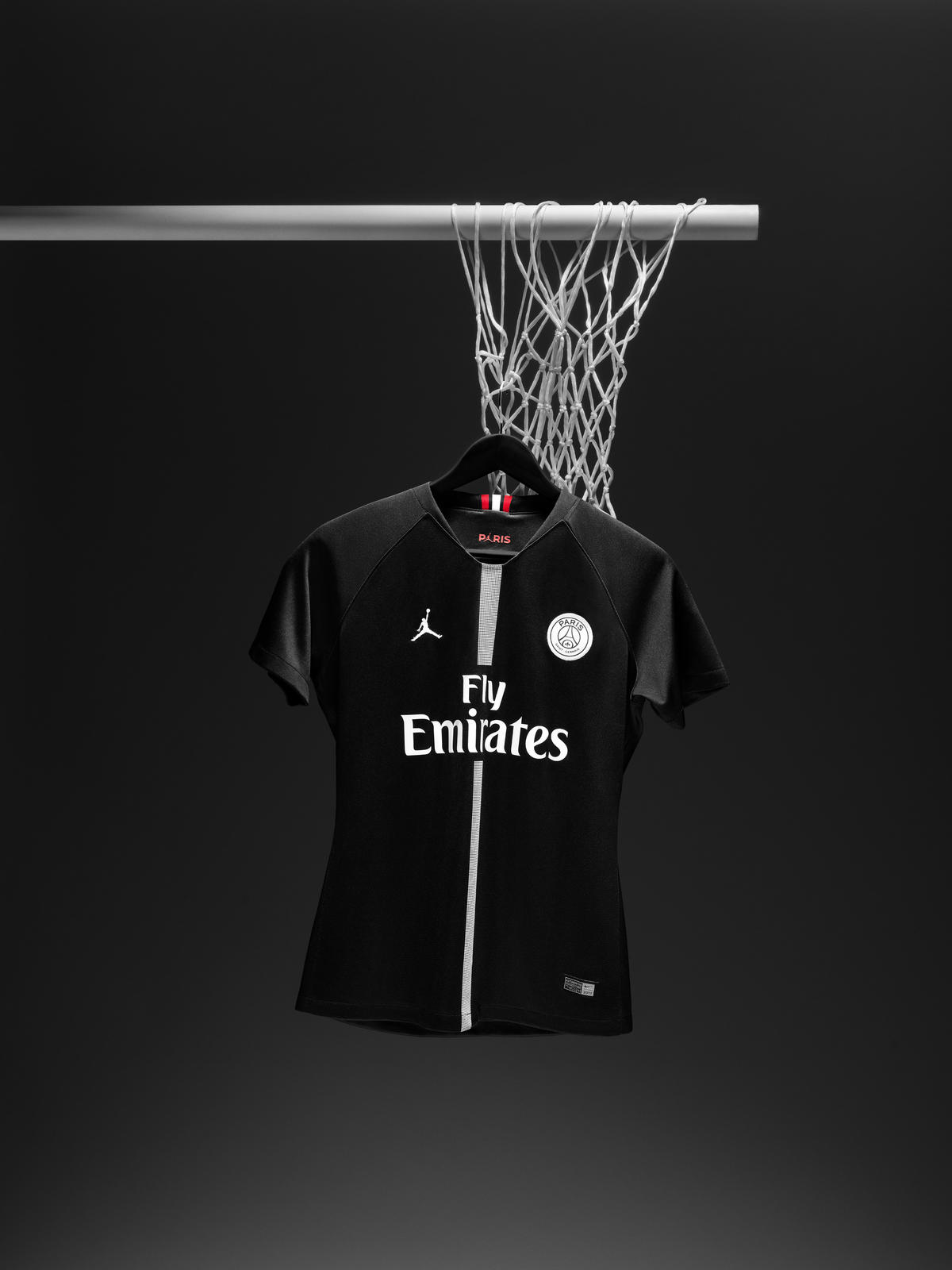 watch cf6ad 9d23f PSG unveil their new Michael Jordan themed jersey, and it is ...