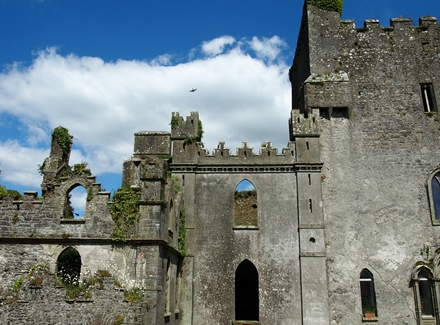 Most Haunted castles