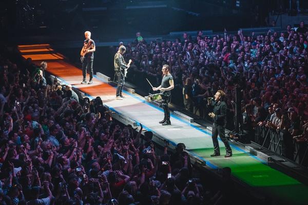 U2 lyrics