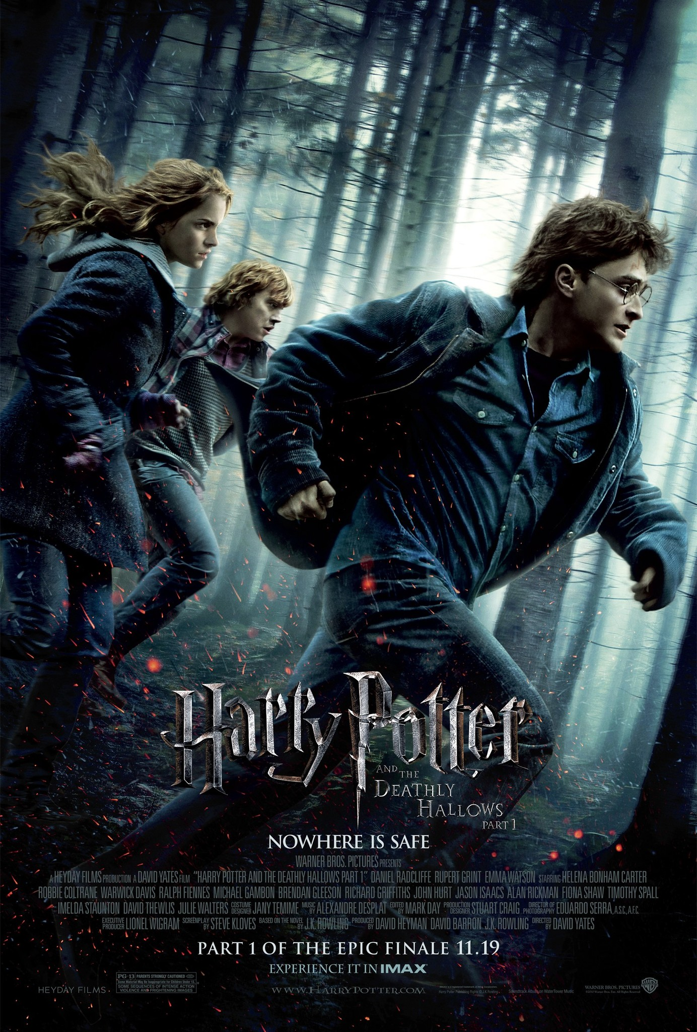 Ranking The Harry Potter Films From Worst To Best Joe Is The
