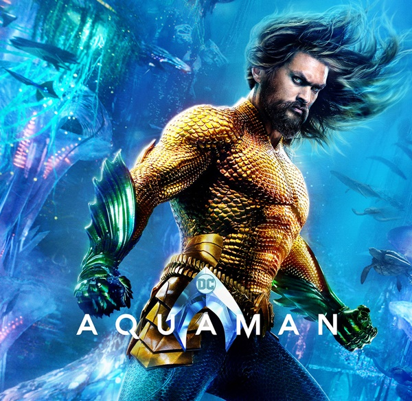 COMPETITION: Win A VIP Trip To London To The Aquaman