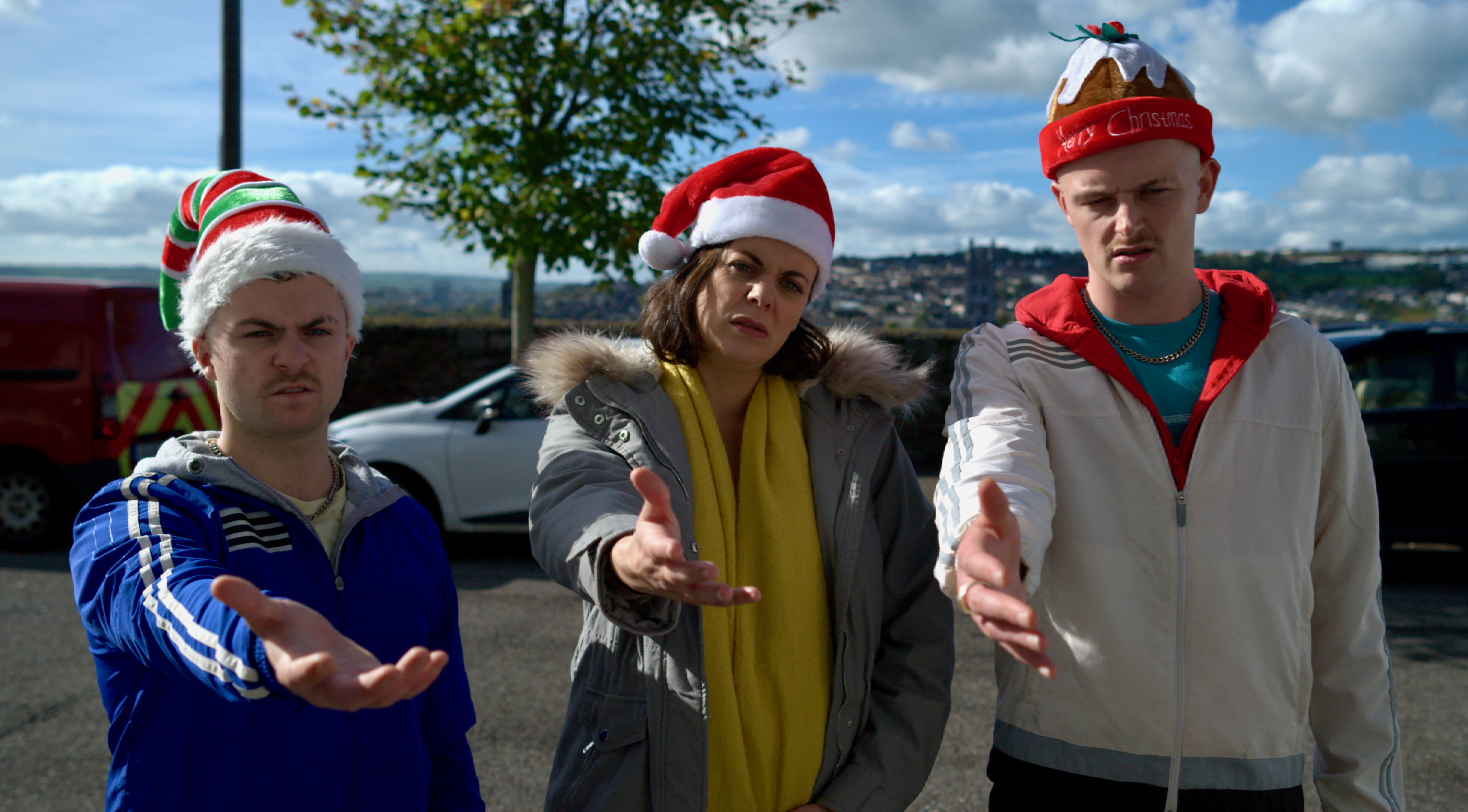 The Young Offenders Christmas Special