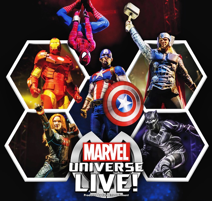 Marvel Christmas.Tickets To This Brand New Event In Ireland Could Be The