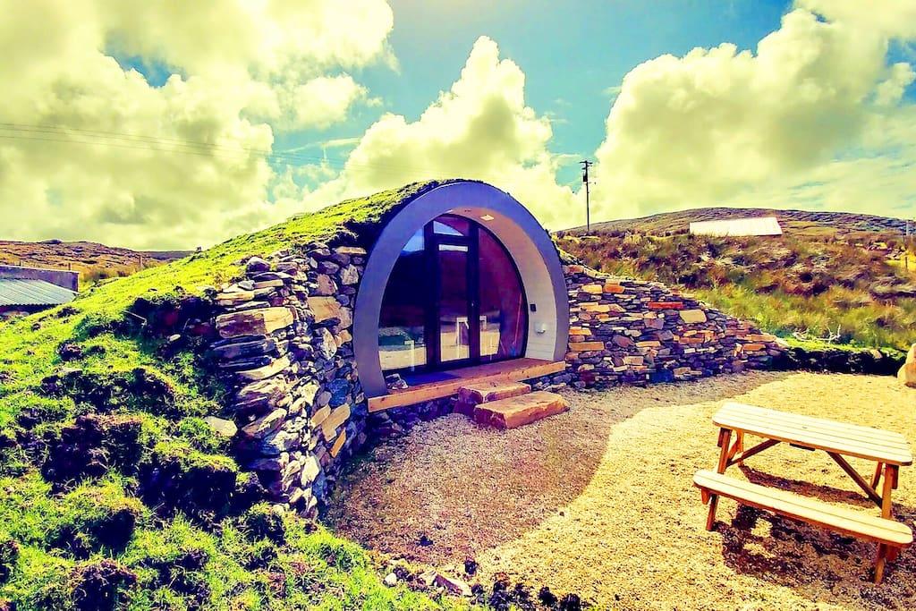 Hobbit house Ireland