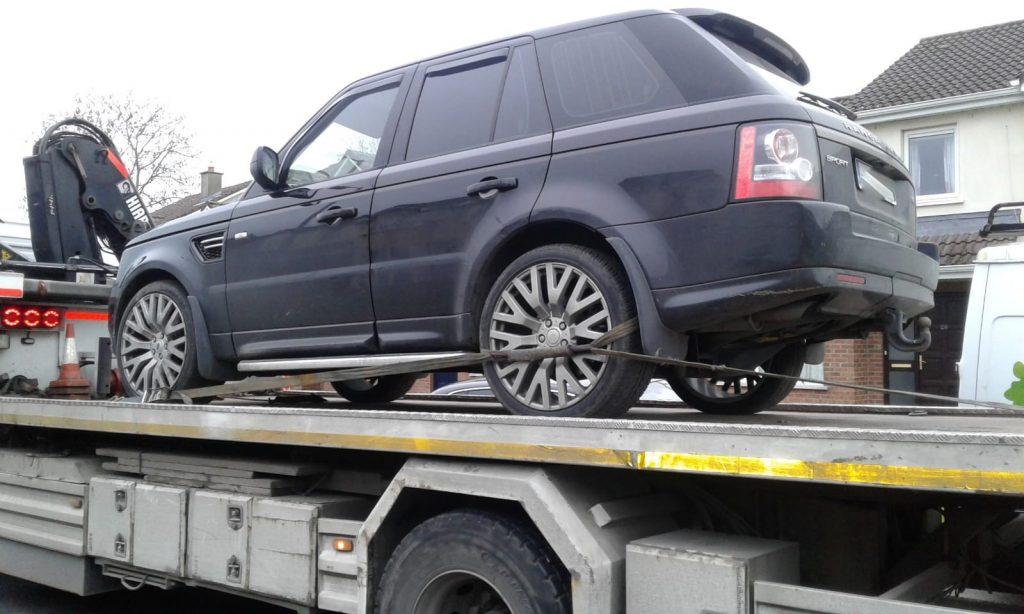 Criminal Assets Bureau searches Limerick cocaine vehicles