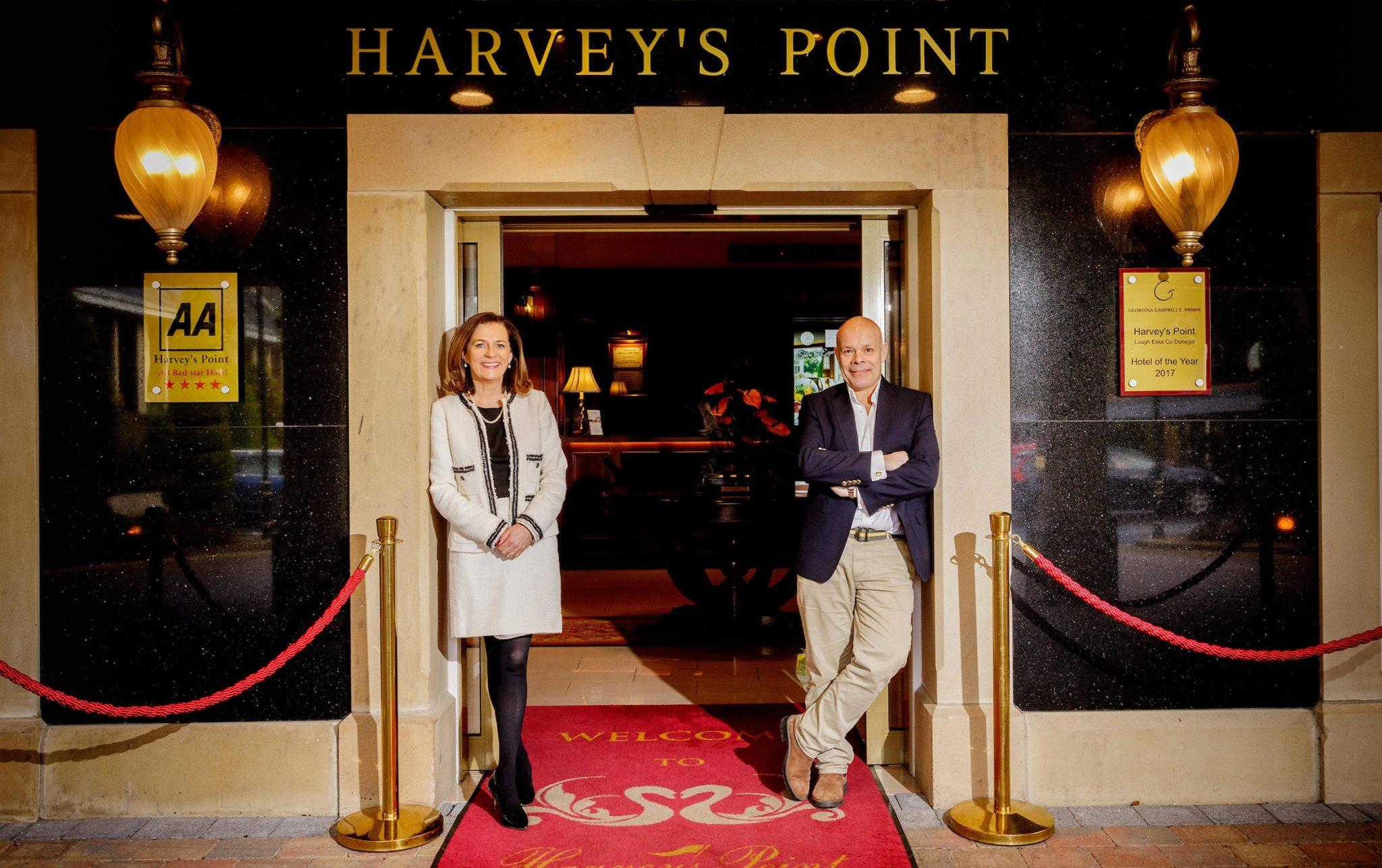 Harvey's Point