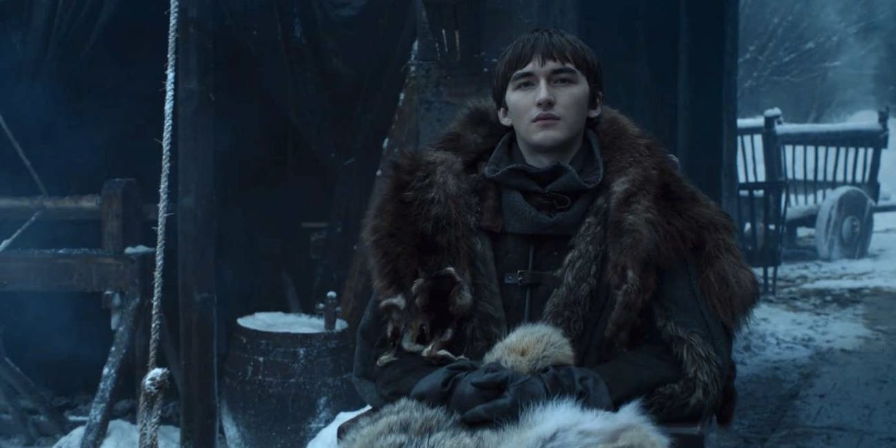 Game of Thrones bran drogon