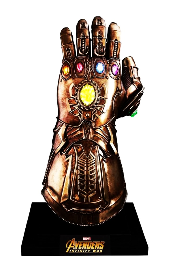 Make Really Cool Infinity Gauntlet — BCMA