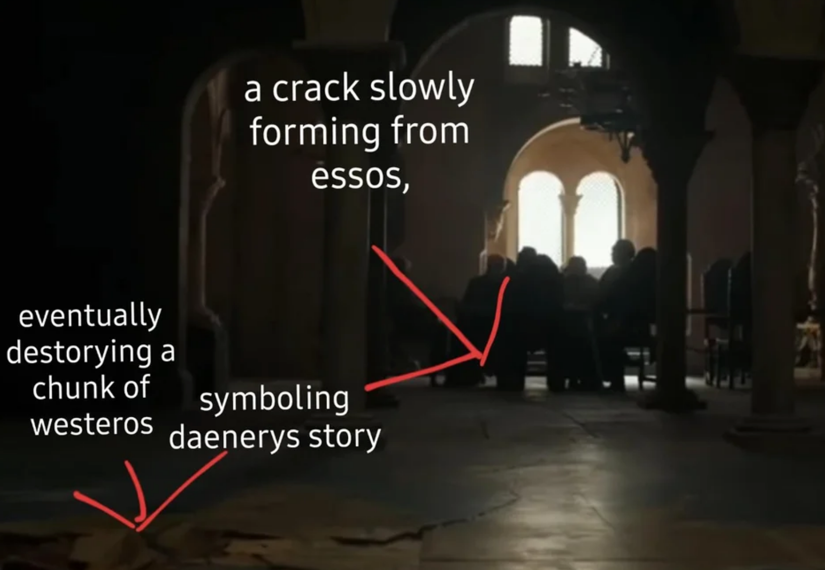 23 things you may have missed from the final episode in Game of