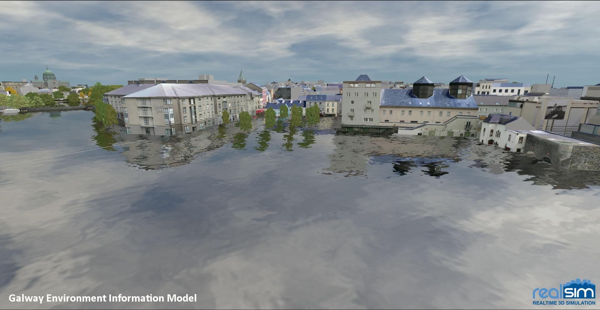 Galway underwater