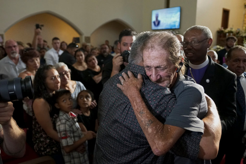 Day after wife's funeral, El Paso shooting widower has auto  stolen, wrecked