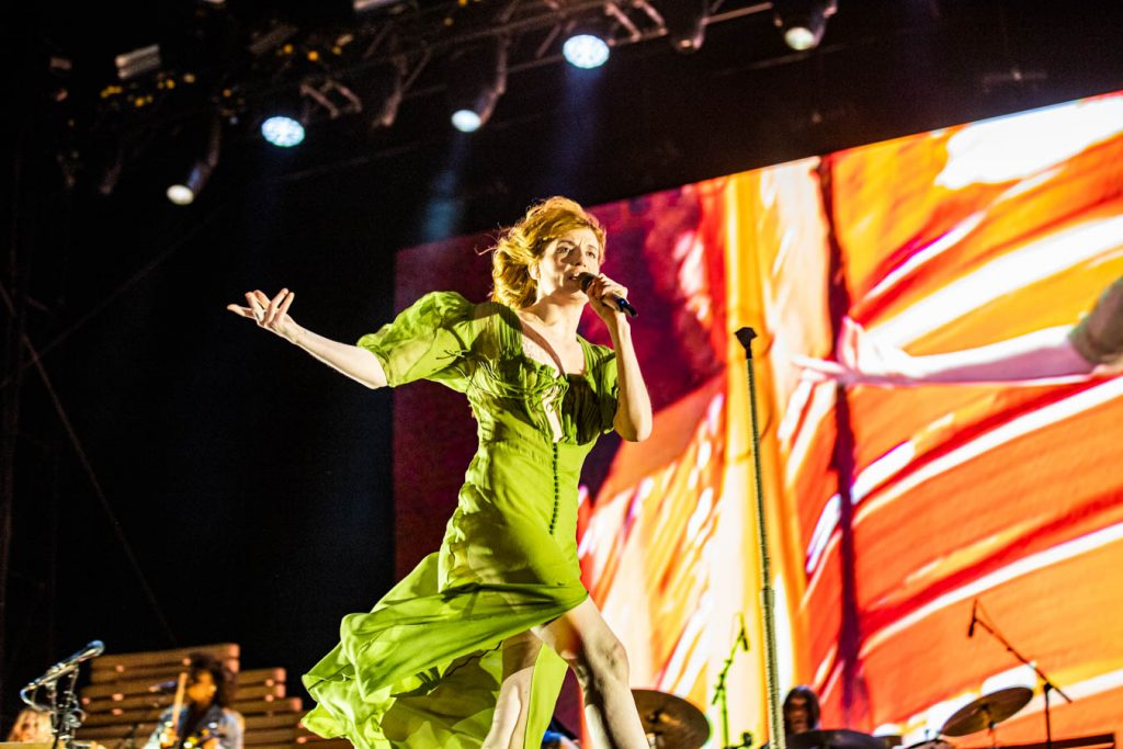 Florence + The Machine Electric Picnic 2019 - copyright Glen Bollard