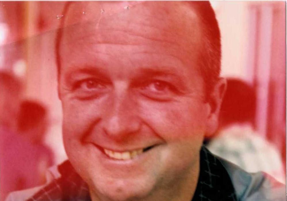 David Kelly missing