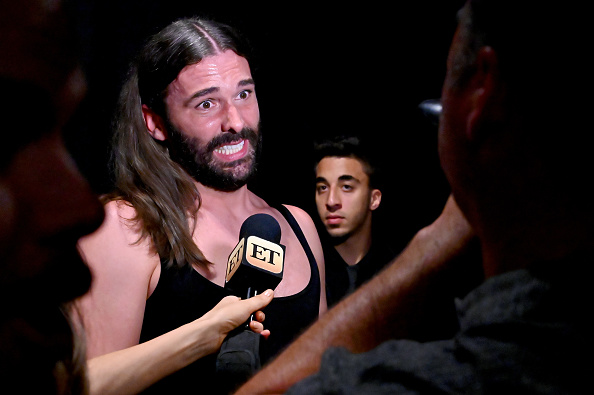 Awkward Moments At The Olympia As Jonathan Van Ness Expresses Love For Leo Varadkar Joe Is The Voice Of Irish People At Home And Abroad