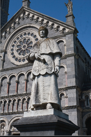 thurles statue