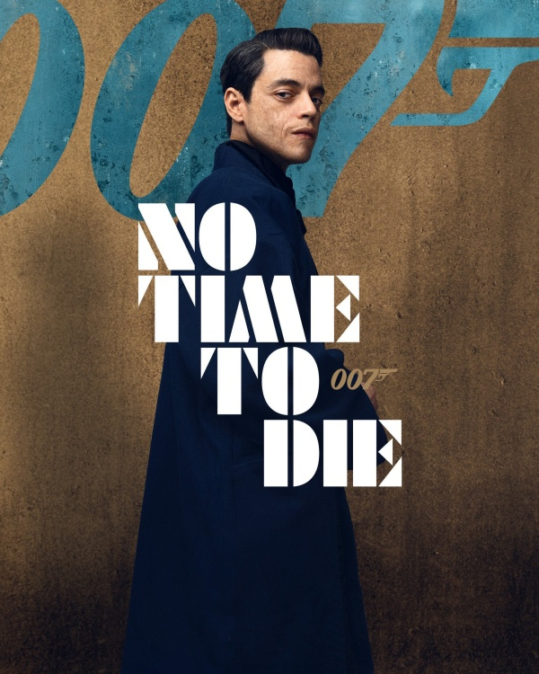 'No Time to Die': Meet Safin, the Villain Played by Rami Malek