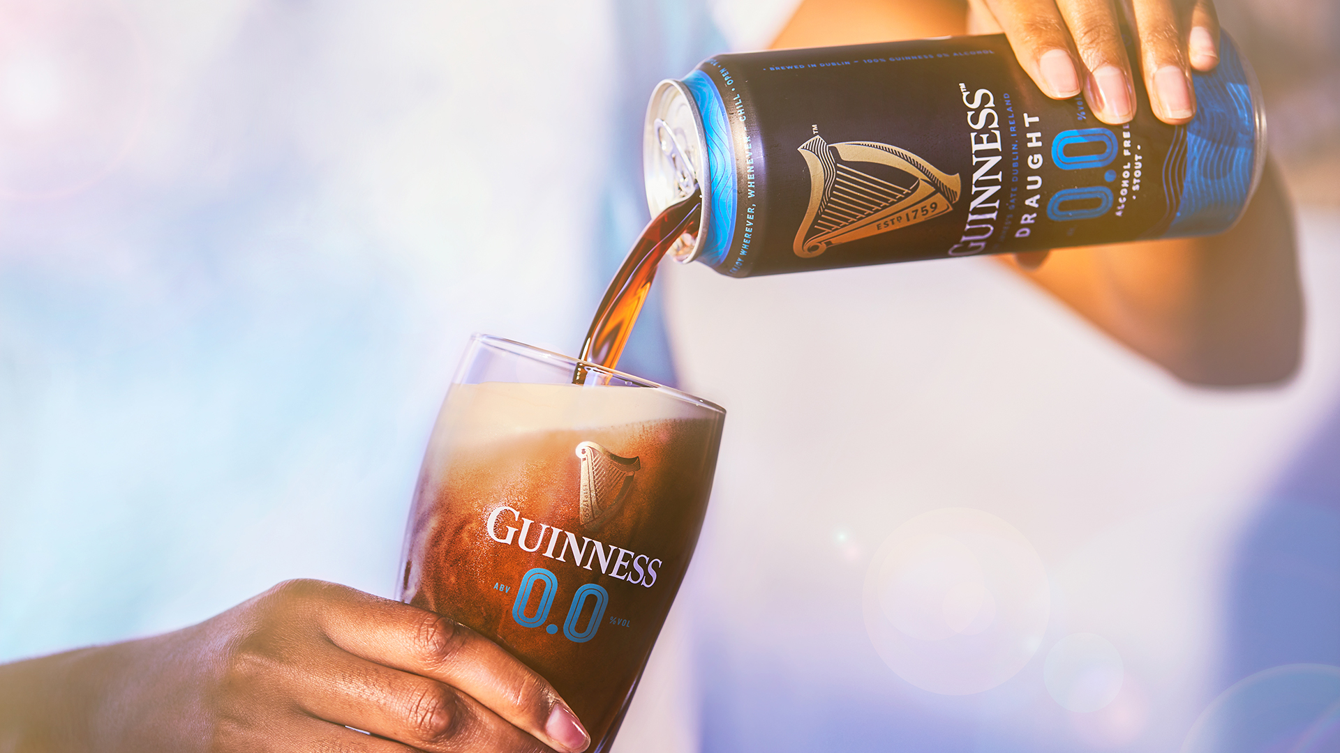 Guinness announces launch of Guinness 0.0,