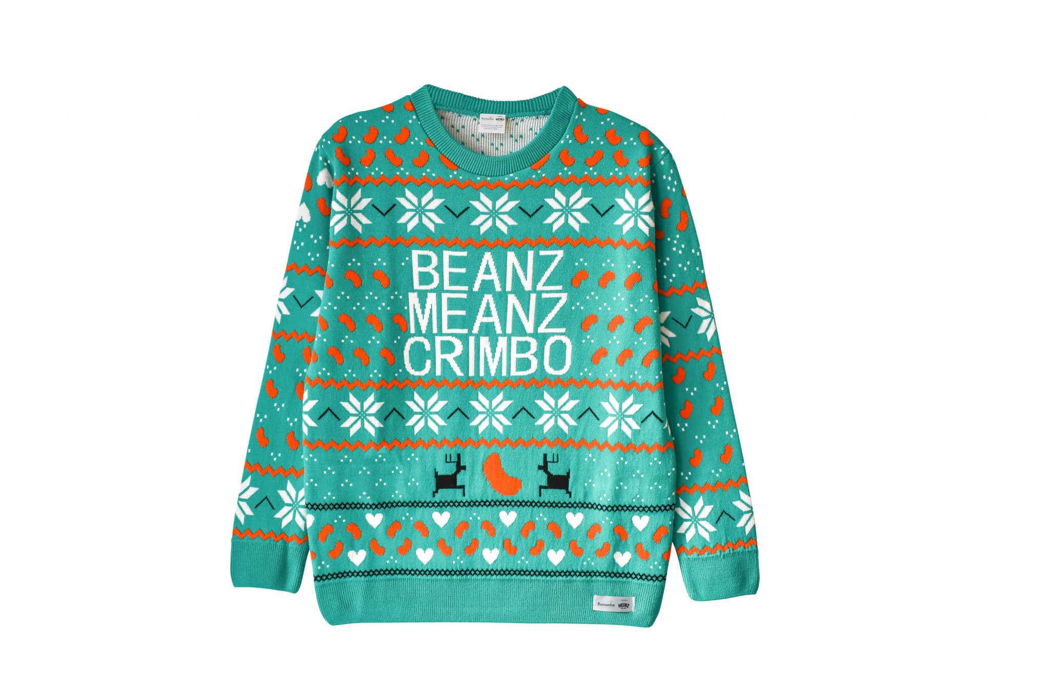 Heinz Christmas Jumpers