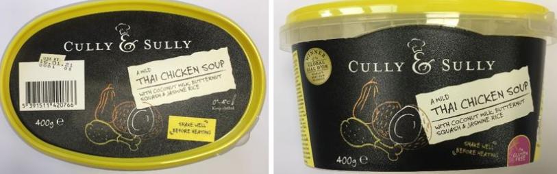 soup recall
