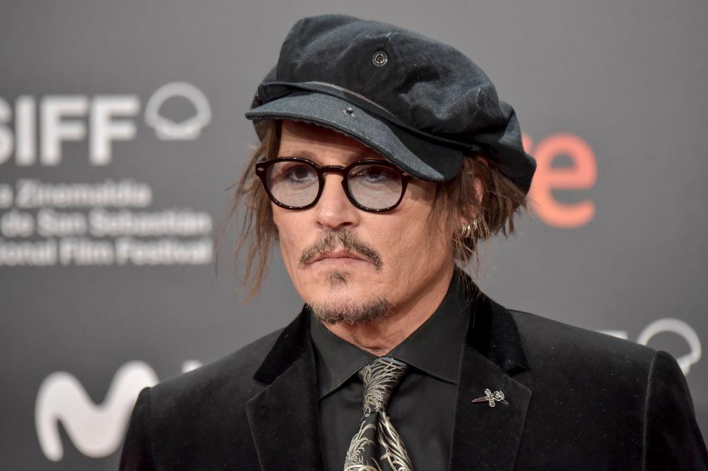 Johnny Depp cancel culture award